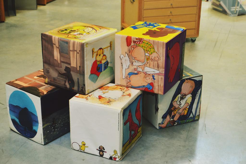 Albums cubes |