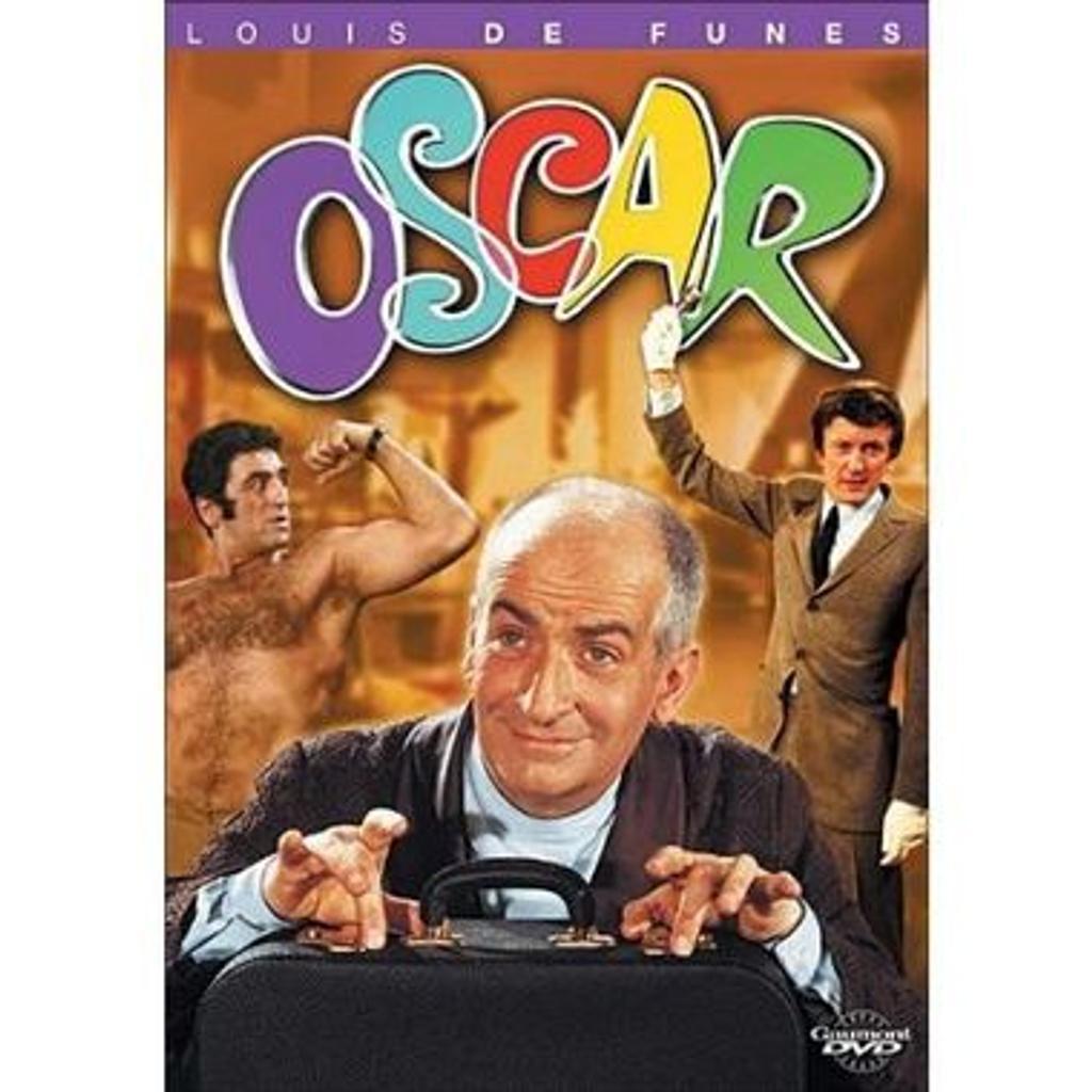 Oscar / Edouard Molinaro, réal. | Molinaro, Edouard (1928-2013). Metteur en scène ou réalisateur. Scénariste