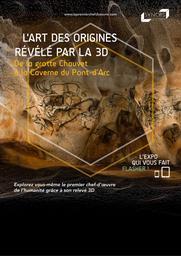 L'art des origines : de la Grotte Chauvet à la caverne du Pont d'Arc | Synops