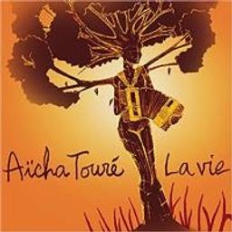 La vie / Aïcha Touré, chant, acrdn, perc. [acc. instr.] | Touré, Aïcha. Chanteur. Musicien. Accordéon. Percussion - non spécifié