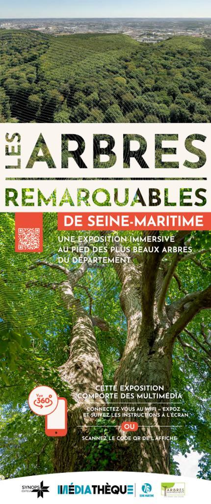 Arbres remarquables en Seine-Maritime / Synops |
